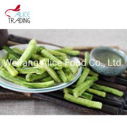 Légumes frits vide sain Fried Green Radis Sticks Snack