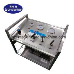 Modello caldo di marca di Suncenter di vendite: Stazione di prova di pressione del gas dell'aria per la prova del cilindro