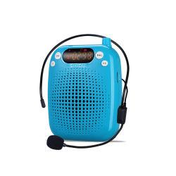 Alta fidelidad Shidu Profesional amplificador de voz de radio FM soporte