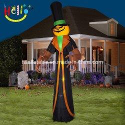 Fantasma gonfiabile della decorazione spettrale di Halloween