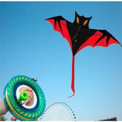 Новый пользовательский спорта на открытом воздухе игрушки поощрения логотип Chiroptera воздушного змея животных из воздушного змея на заводе