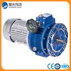 0.55kw de Snelheid van het Toestel van het aluminium Variator Model jwb-X0.55b-190f