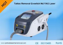 Les taches de rousseur/rajeunissement de la peau/Lipline Dépose/Pigment Traitement/tatouage laser YAG Q Switched ND