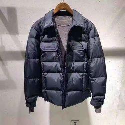 400g exteriores à prova de moda de enchimento de desportos de Inverno de homens jaqueta para baixo