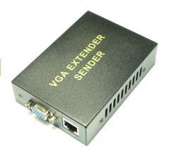 Vga-Ergänzung UTP Cat5e/6 mit der Audioübertragung obere End bis 300m