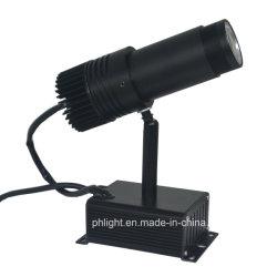 로고 빛을 광고하는 10W 2 바탕 화면 또는 Mountable LED Gobo 영사기