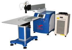 Dapeng soldadora láser máquina soldadora de publicidad 200W Equipo 300W