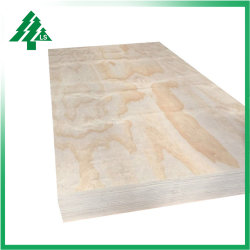 1/2' 3/4' strahlen Kiefer-Furnierholz-die Innen-/Außengebrauch-Dekoration/Möbel/Aufbau aus