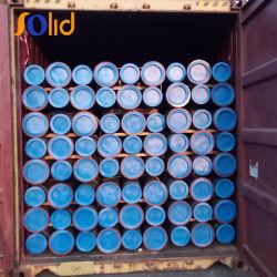 La norma ISO 2531, EN545, EN598 revestido de cemento de tipo T tubo de hierro dúctil con tapones de plástico