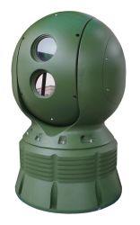 O Rastreamento Automático fronteira militar Defesa Câmara de monitorização de imagens térmicas