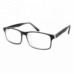 Double Color A Serie Eyewear Rahmen in Stock Ready Goods PC Plastic Optical Frame für Erwachsene