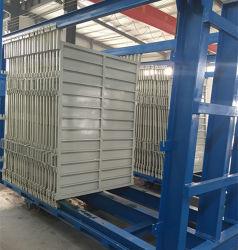 EPS het Concrete EPS van het Comité van de Muur Comité die van de Muur van het Comité van de Sandwich Lichtgewicht Concrete Machine maken