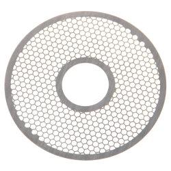 水またはオイルまたは空気ろ過のための円形の穴のステンレス鋼の穴があいた金属板フィルター網の写真のエッチングの化学打つ網