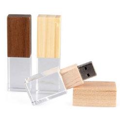 Реклама акриловые флэш-накопитель USB дешевые карты памяти Memory Stick