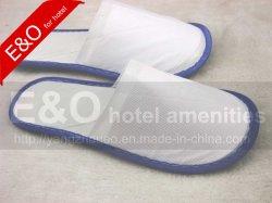 EVA descartáveis baratos Non-Woven chinelos com uma esponja Sole