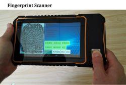 Cher la Chine 7pouce Fingerprinter NFC tablette robuste Android Tablet PC Ordinateur Lecteur RFID PDA Scanner 1D 2D