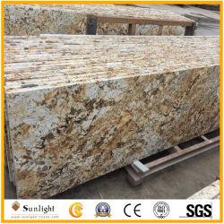 De Braziliaanse Gouden Tegels van het Graniet Persa voor Vloer, Flooing, Muur