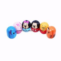 Kind-Karikatur-Stempel-Kind-kundenspezifischer Plastikgummiselbst, der Dekoration-Geburtstag-Geschenk der Stampfer-Spielwaren-DIY einfärbt