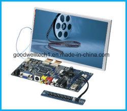 16: 9 7 polegadas módulo LCD Táctil Industriais