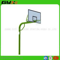 Strumentazione esterna di ginnastica del basamento di pallacanestro