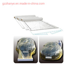 Мебель для автомобильной промышленности окраска HDPE защитной пленки