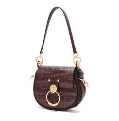 Neueste Entwurfs-gute Qualitätskrokodil-Druck-echtes Leder-Schulter-Beutel-Frauen-Fonds-Dame-Handtaschen