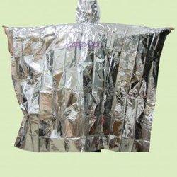 Poncio Emergency della stagnola medica a gettare dei prodotti impermeabile ed antivento
