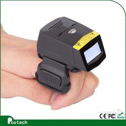 Mini sans fil Bluetooth 1D scanner de code à barres 2D'Ordinateur de poche fs02