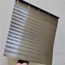 ステンレス鋼プレート付き高周波溶接ベローズ