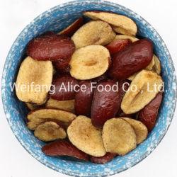 De hete Datum van Vf van de Datum van de Snack van het Fruit van de Verkoop Vacuüm Gebraden