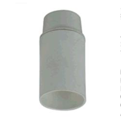 O Parafuso Plástico E14 Lampholder Shell para pendurar Lamp