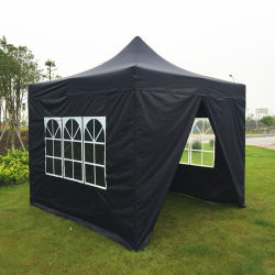 3x3m Steel pop up Gazebo com montagens