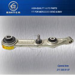 La sospensione di alta qualità parte il braccio di controllo anteriore più basso OEM211 330 81 07 per W211