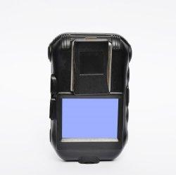 Caméra vidéo de la police corps usés avec la carte de TF étanche infrarouge