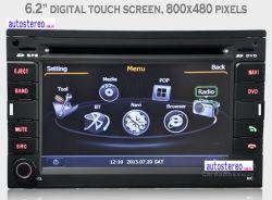 Alquiler de decodificador para VW Golf Car DVD Player
