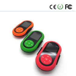최신 브랜드 새로운 MP3 음악 미디어 플레이어