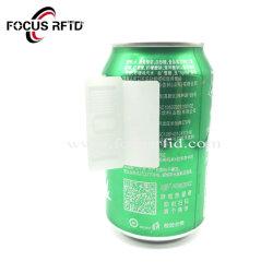 Compatible13.56MHz/860-960MHz tag RFID/autocollant de vente au détail