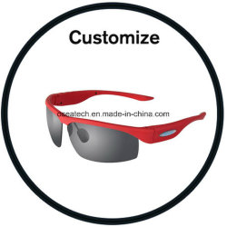 Bluetooth gafas de seguridad de la cámara de vídeo