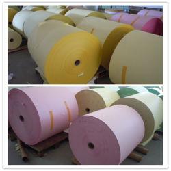 El mejor venta 55gramos NCR papel autocopiativo Papel de impresión