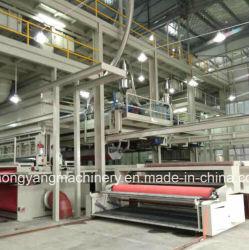 Trois SMS faisceau PP filé Bond tissu non tissé Making Machine avec certificat CE