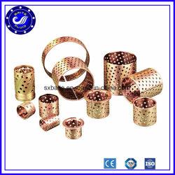 O lubrificante sólido de alumínio fundido Bronze Buchas dos Rolamentos