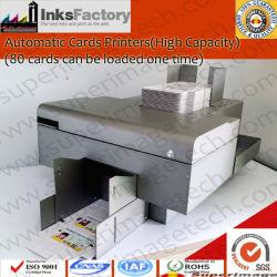 Imprimante de cartes/carte automatique des imprimantes/Imprimantes Double-Side Cartes