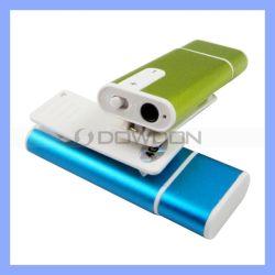 Портативный мини-профессиональный цифровой диктофон MP3-плеер флэш-накопитель USB с помощью прибора Clip