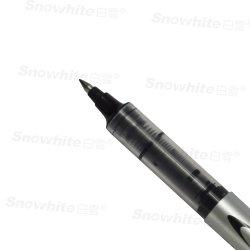 Индивидуальный логотип реклама пластиковый ролик перо PVR155 от Snowhite ODM производство