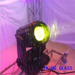 Óptica Filtro de color negro para LED Luz Gobo