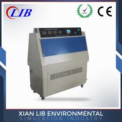 Promoção do envelhecimento UV laboratoriais do equipamento de teste para tecidos Tintas Têxteis de plástico