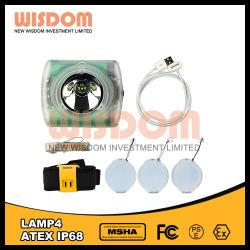 Wijd Gebruikte Ondergrondse LEIDENE van de Wijsheid HoofdLamp, Wijsheid Lamp4