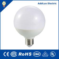 La migliore fabbrica del distributore comercia l'indicatore luminoso all'ingrosso di lampadina industriale puro di bianco 18W LED dell'UL Saso E26 dei CB del Ce fatto in Cina per l'illuminazione dell'interno decorativa di affari & della casa