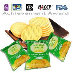 FDA/ISO/HACCP 25g Digestive Biscuit