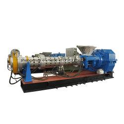 La extrusora de caucho// clavija de alimentación en frío de la extrusora extrusora de alimentación en frío (XJ-115)